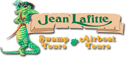 Jean Lafitte Swamp & Airboat Tours logo