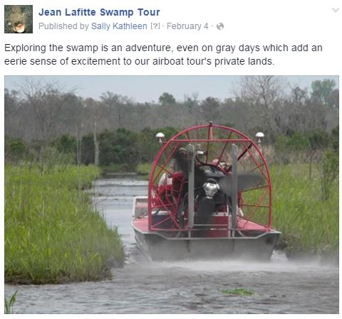 jean lafitte airboat tour