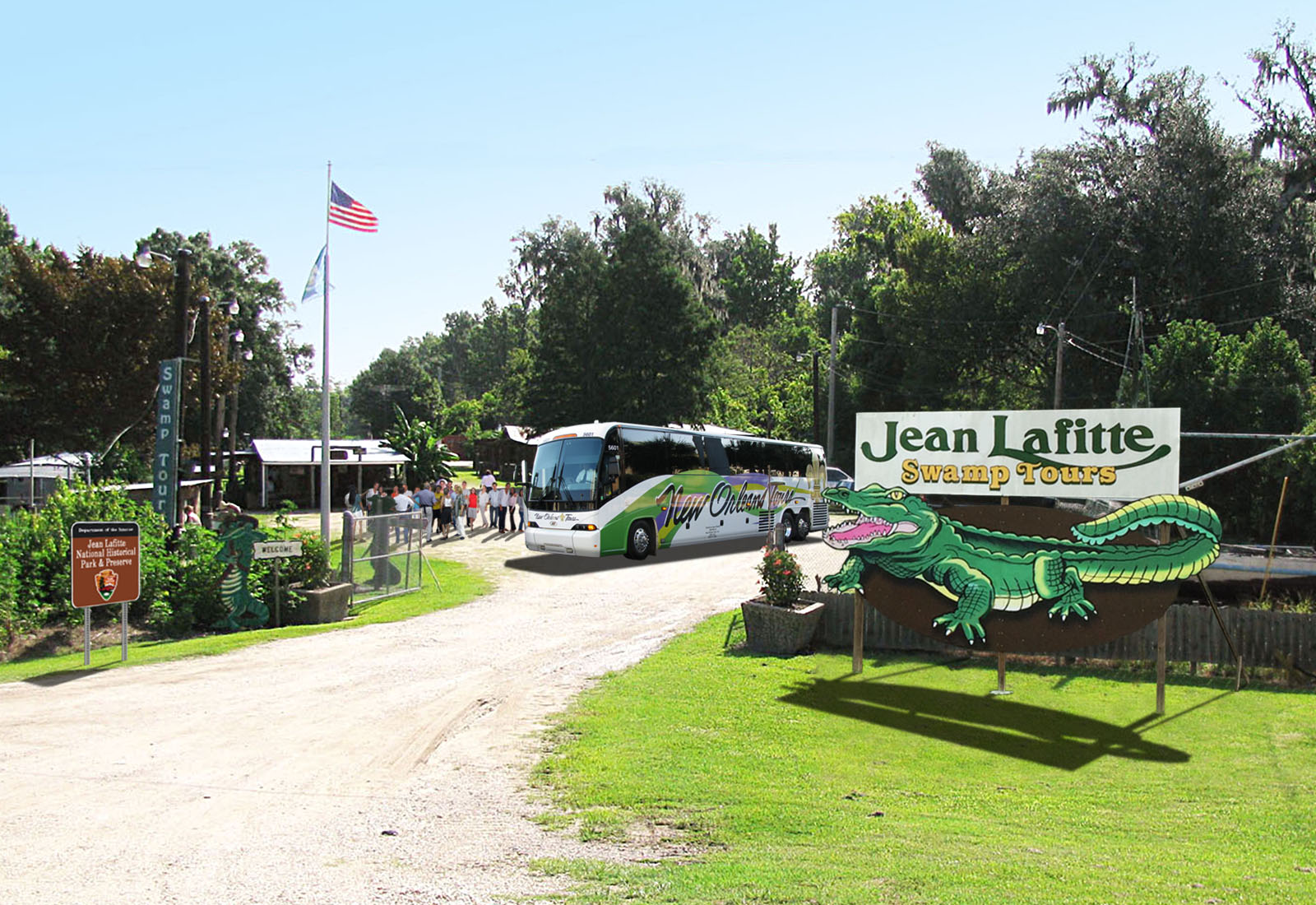 Why We Are The Best New Orleans Swamp Tour | Jean Lafitte