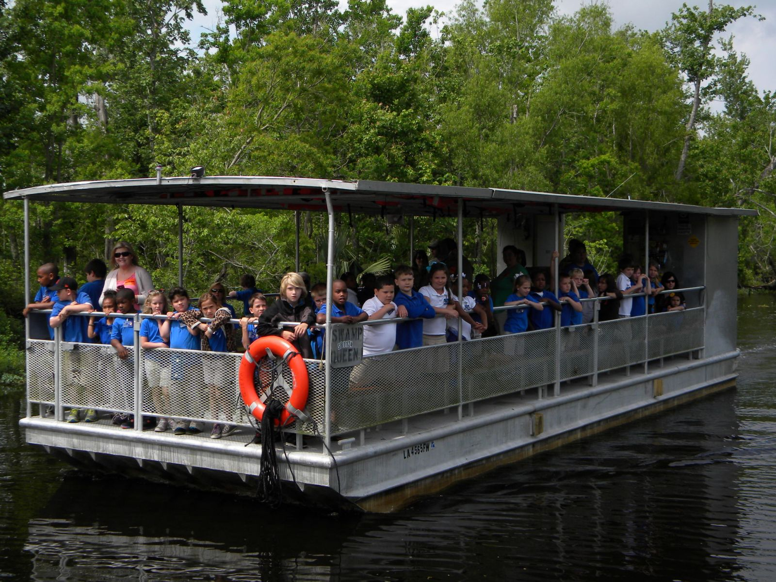 Swamp Tour New Orleans >> Five Reasons To Bring Kids To The Swamp Jean Lafitte Swamp Tours